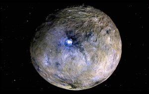 Materia en Ceres