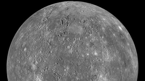 primer planeta del sistema solar mercurio
