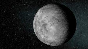 Kepler-37b representación artística