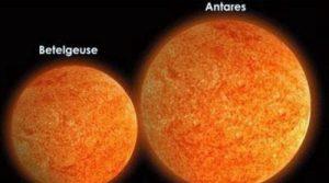 estrellas del universo nombres