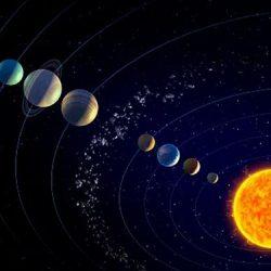 ¿Cúales son los 8 Planetas?