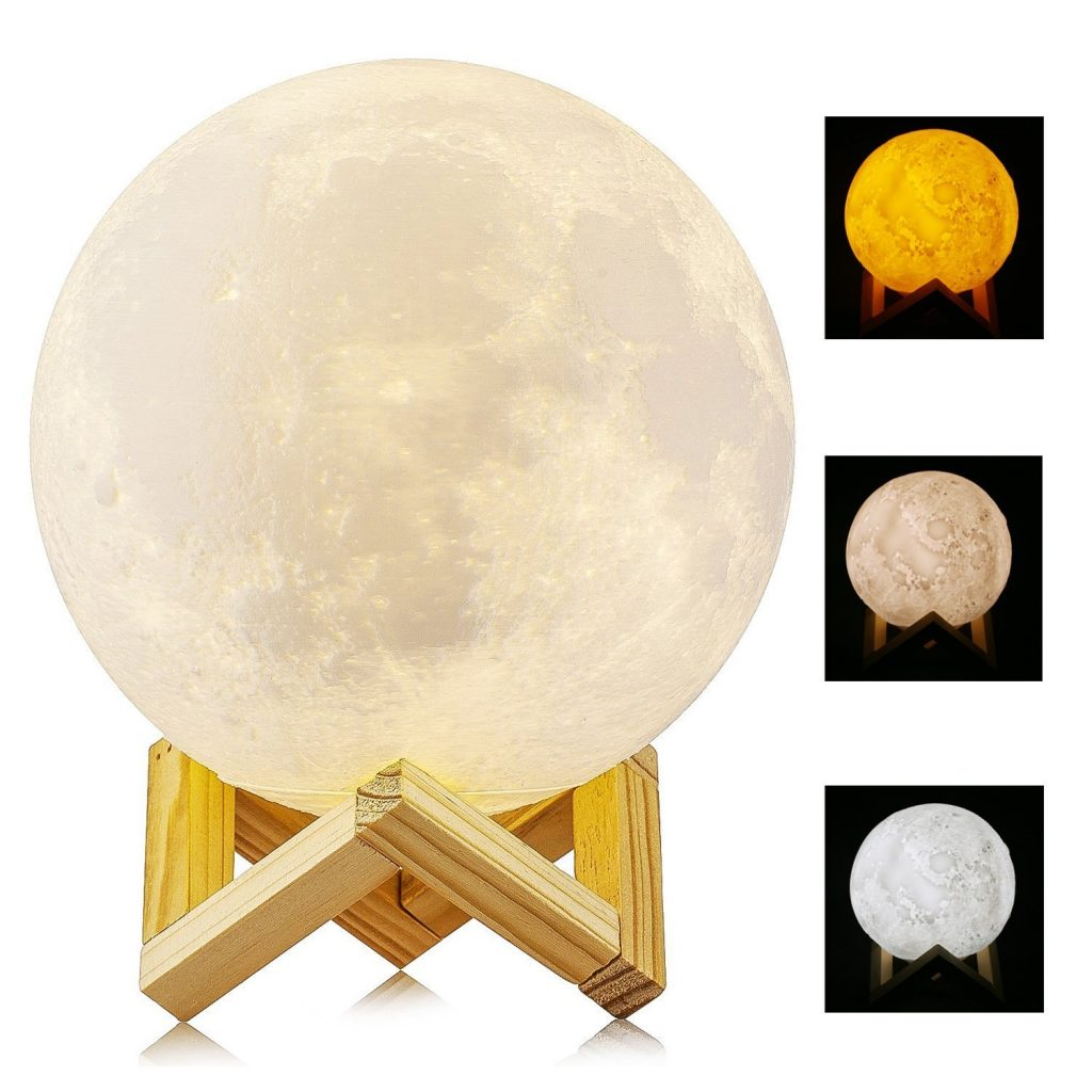 Lampara de luna