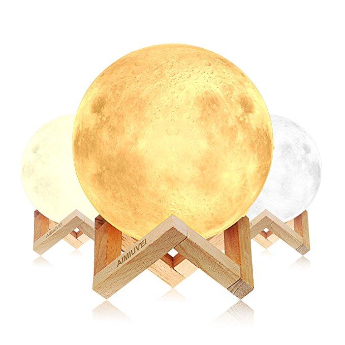 AIMIUVEI lampara de luna