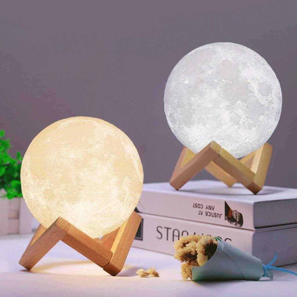 3D Lámpara Mágica de la Luna