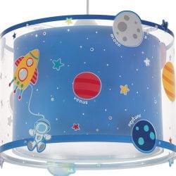 lampara infantil de planetas de techo
