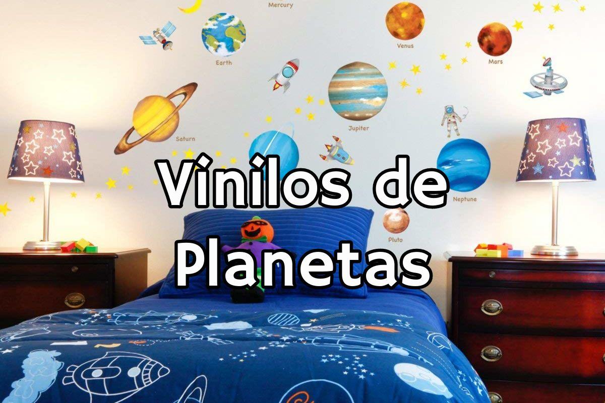 Vinilos Decorativos Planetas.Los Vinilos De Planetas Mas Educativos Y Economicos Del 2019
