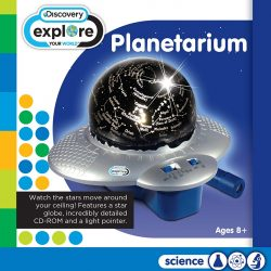Planetario Explore Your World - Discovery