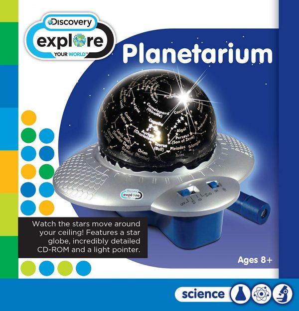 Planetario Explore Your World - Discovery
