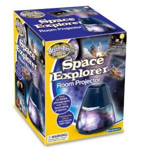 Proyector de imagenes espaciales de la NASA Brainstorm Toys E2005