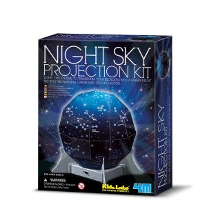 juguete planetario interactivo night sky projection kit