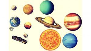 juguetes de planetas